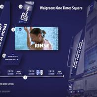 Nivea Body Lotion on Walgreens OneTimesSquare