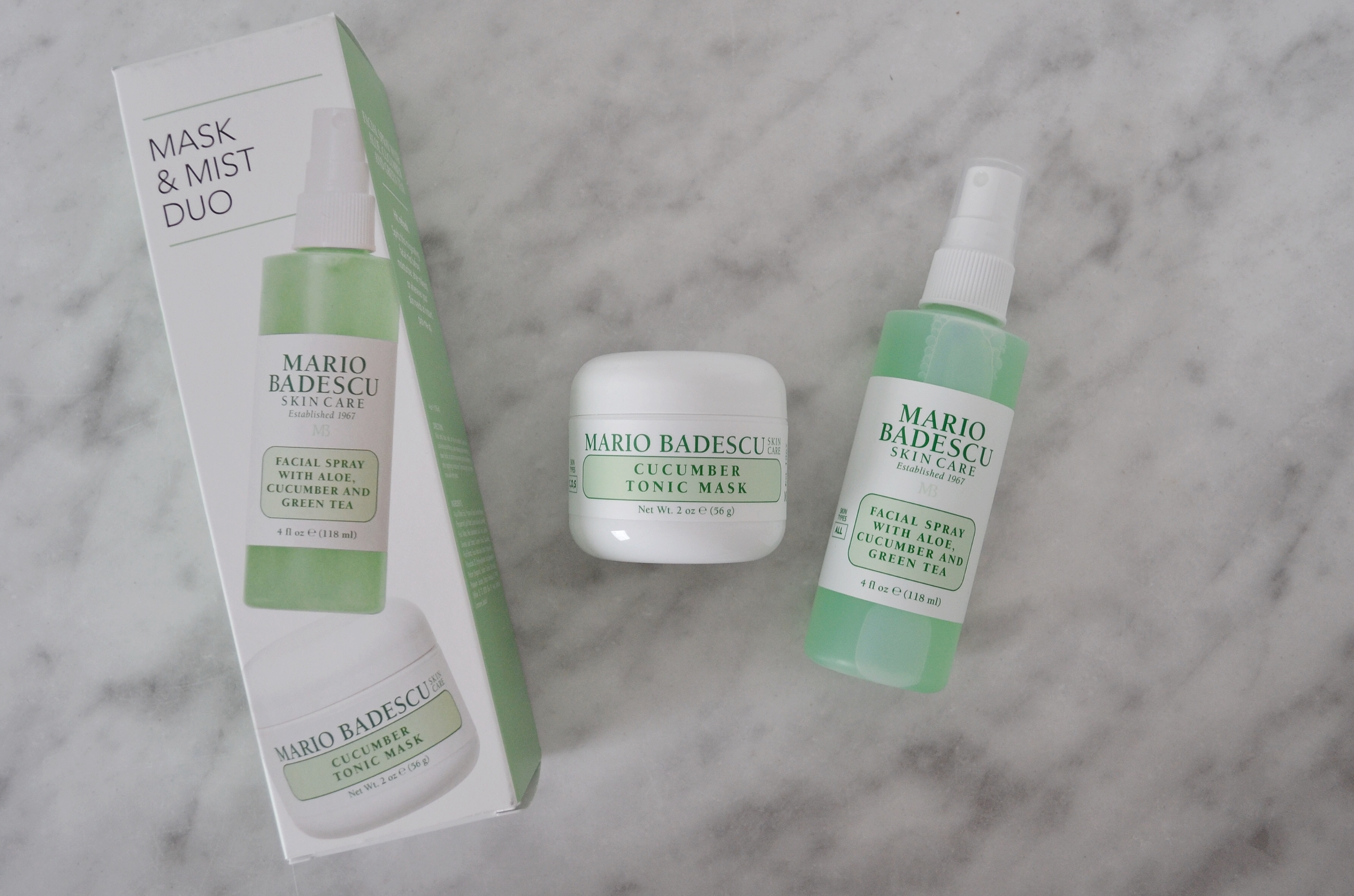 Is It Worth The Hype Mario Badescu Mask Mist Duo