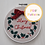 Thumbnail: Christmas Wreath PDF Hand Embroidery Pattern