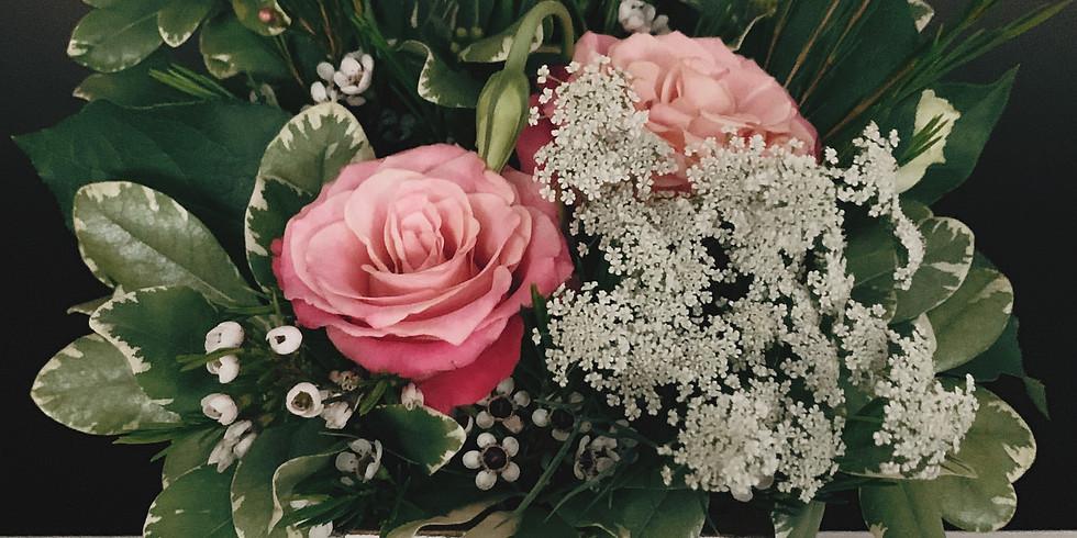 Bouquet Box w/ The Rare Rose
