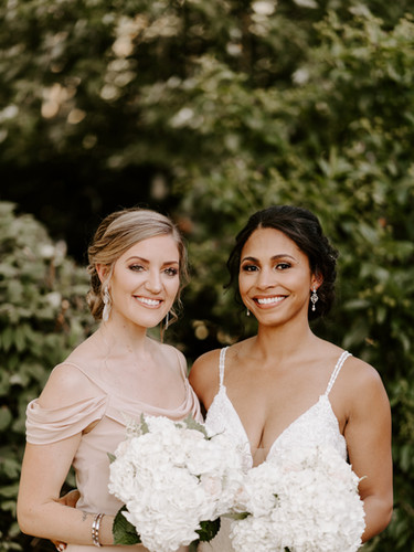 Maid of Honor and the Bride