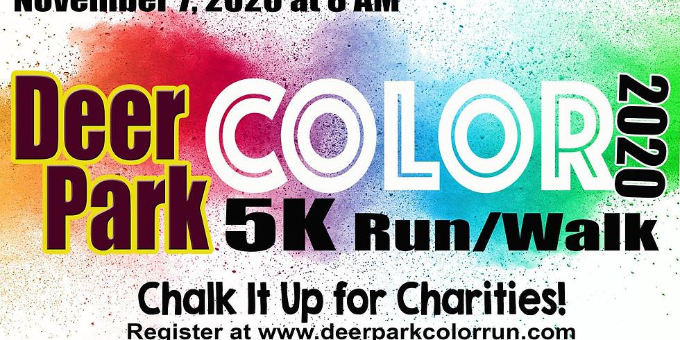 Deer Park Color Run/Walk 5K