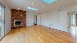 Bare Living Room