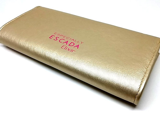 Escada | Gold Wallet | ארנקים לנשים