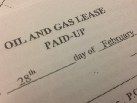 Oil & Gas Royalties:  Are they being calculated correctly?