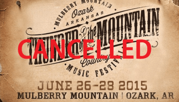Thunder on the Mountain Update