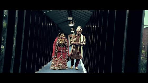 Imran & Thania: Wedding Highlights