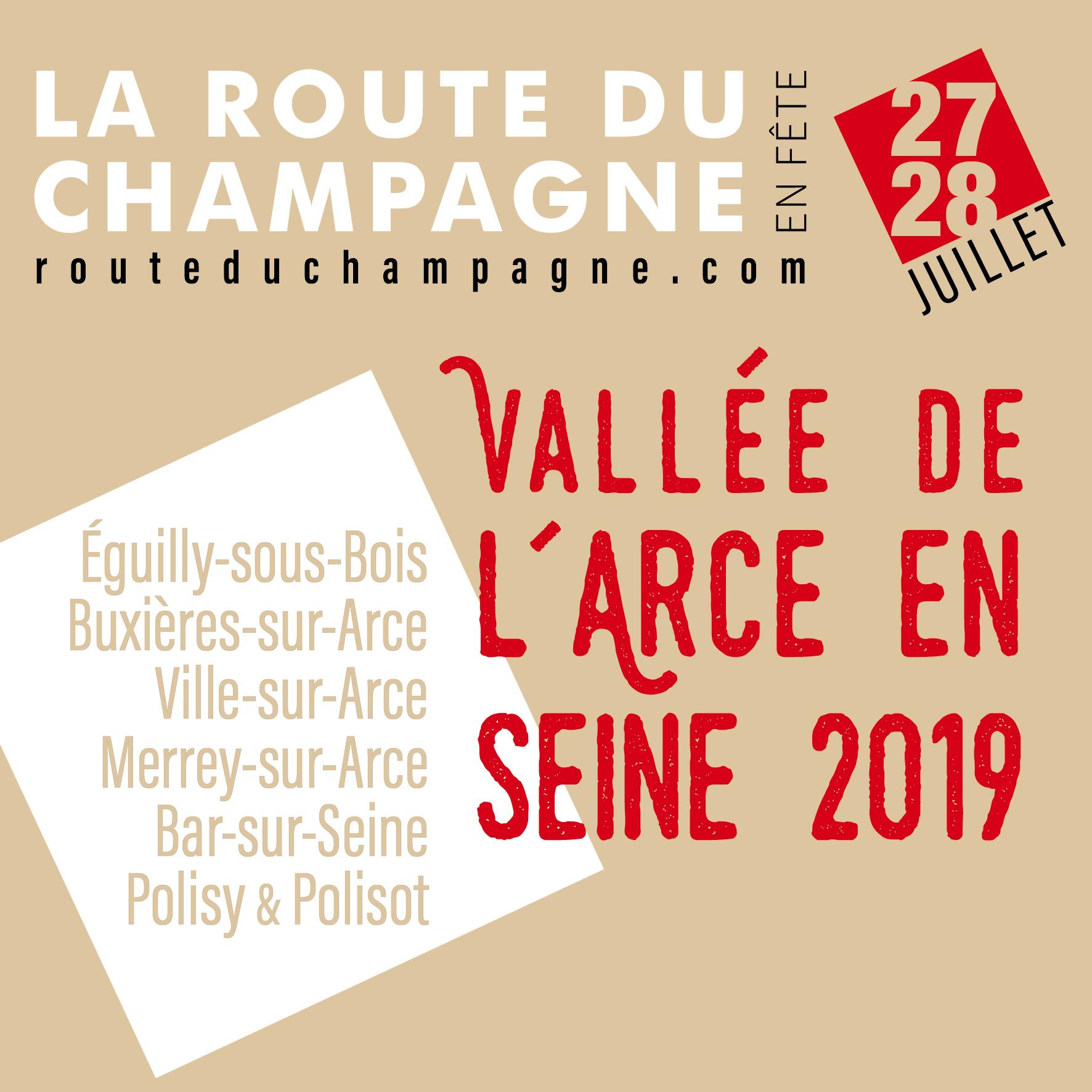 Route du Champagne 2019
