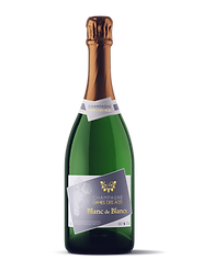 Champagne Bottle BL DE BLANCS - DAMES DE