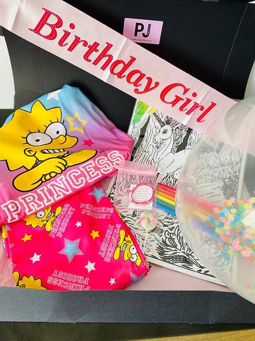 Girls Birthday Hamper