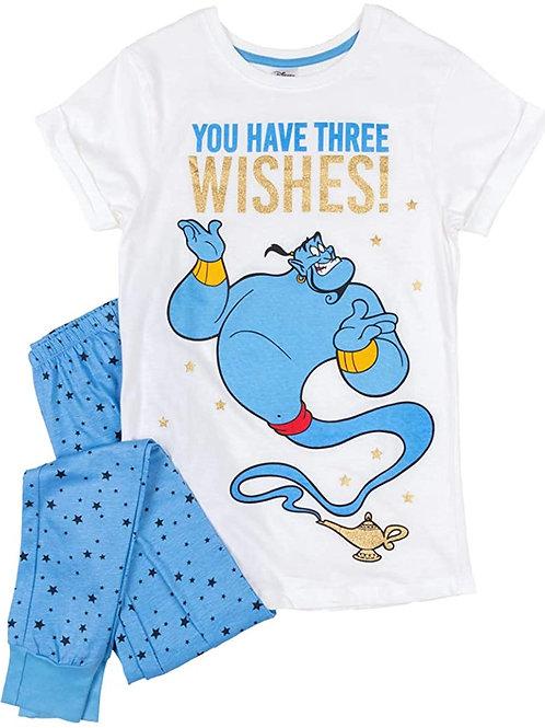 Genie Three Wishes