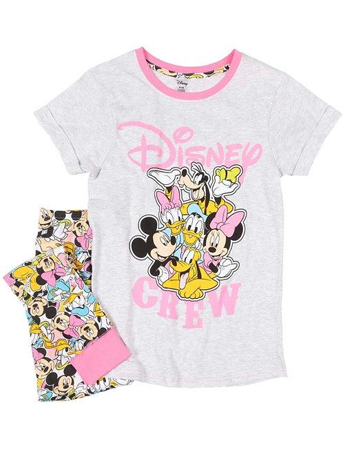 Disney Crew PJ Set