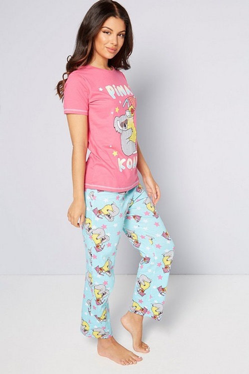 Pina Koala Ladies Pyjamas