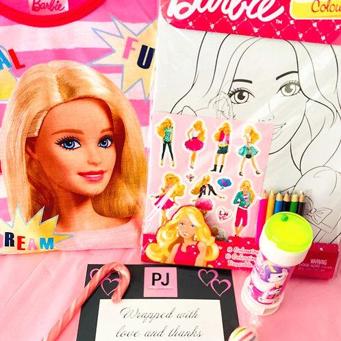 Barbie Pyjama Gift Box