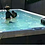 Thumbnail: Cascade PLATINUM Swim Spa