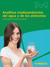 Analítica medioambiental, del agua y de los alimentos