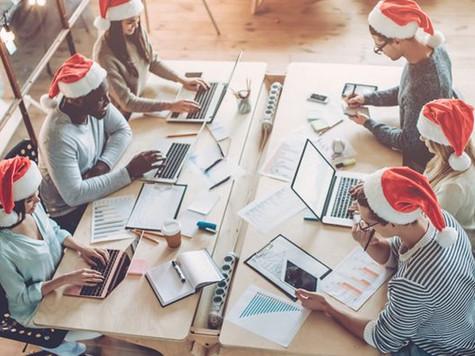 Más Allá del Aguinaldo… ¿Cómo aprovechar la época navideña  para reforzar su cultura organizacional?
