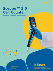 ScepterTM 3.0 Cell Counter Smarter, handheld cell counting