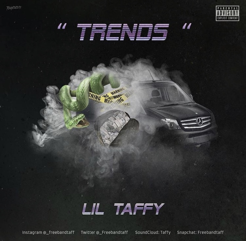 Taffy Releases Single 'Trends' | Entertainment Blogger in