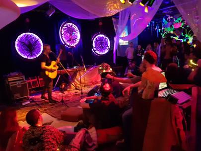 Kralingen Music Rogier van Kralingen Burning Man Dutch Decompression