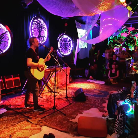 Kralingen Music Rogier van Kralingen Dutch Decompression Burning Man