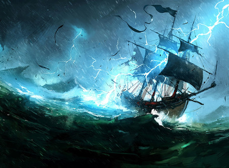 A Story on a Storm