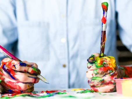 Creative Anxiety Relief