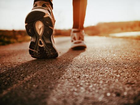 Burnout Solution 1: The walk