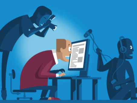 The solution to online privacy is copyright law