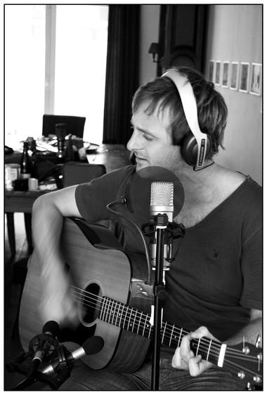Kralingen Music Rogier van Kralingen home recording