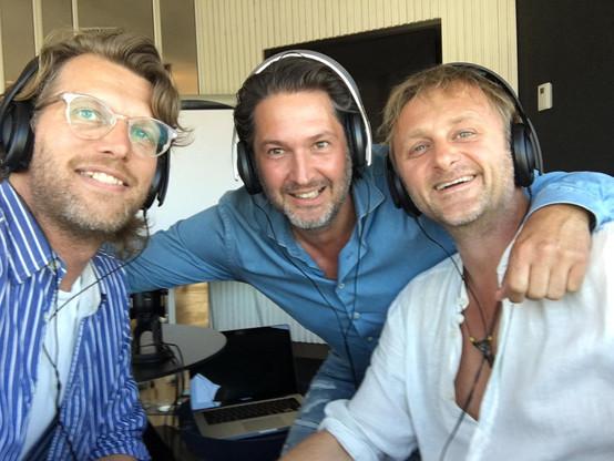 Kralingen Music Rogier van Kralingen Podcast De Wilde Mannen Jerome Kuiken Thijs Muller