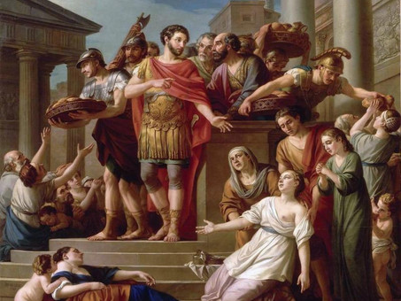 Stoicism and Storytelling