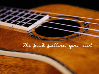 The Uke Fingerpicking Pattern You Need
