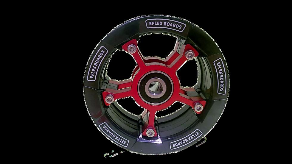 Eflex Air Genuine Wheel - Red
