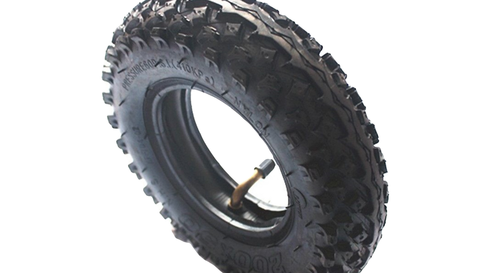 200x50 off-Road Tyre with Tube