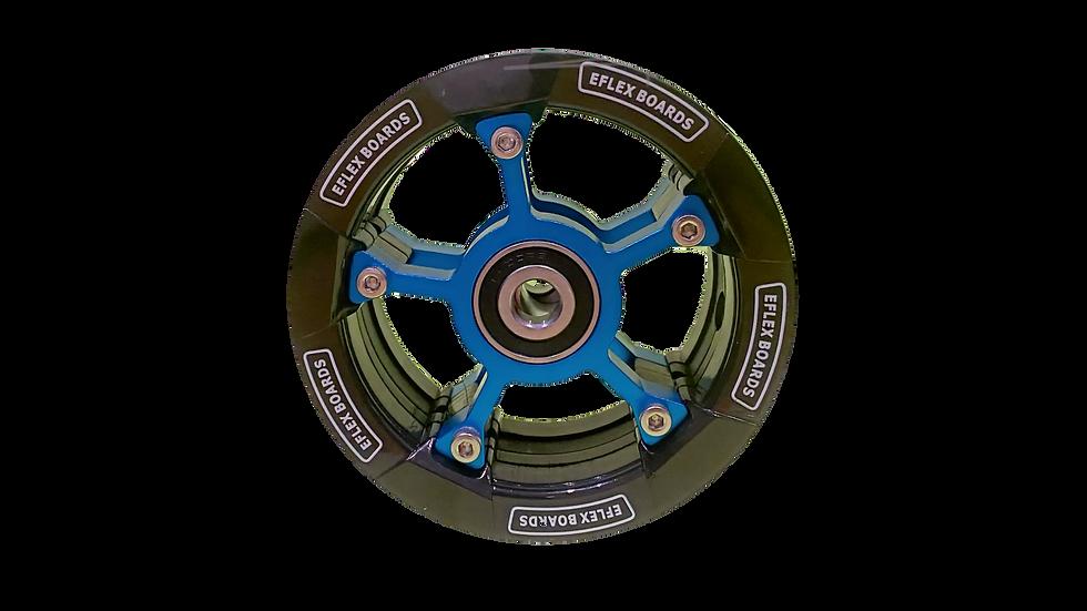 Eflex Air Genuine Wheel -Blue