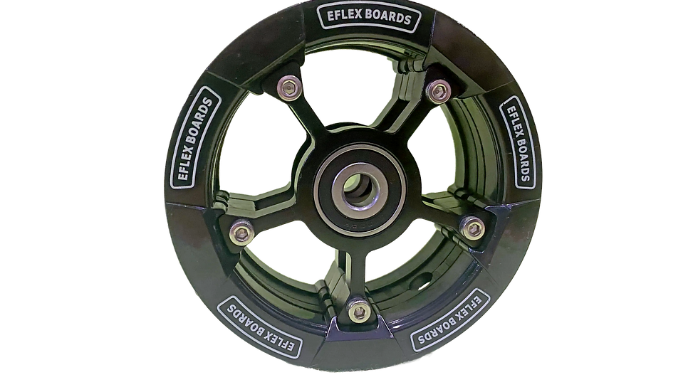 Eflex Air Genuine Wheel -Black