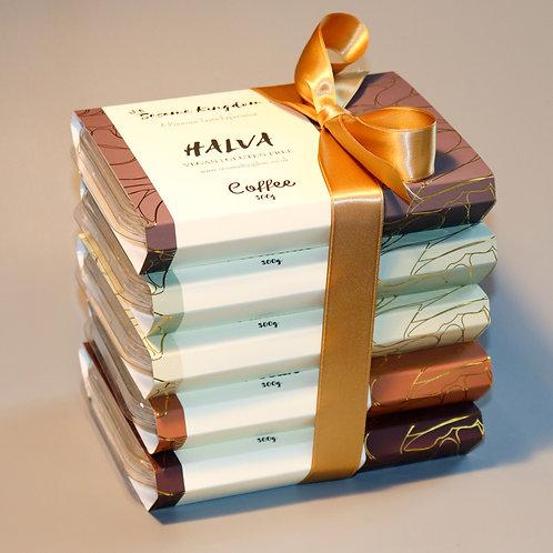 Luxury 5 flavours Halva gift pack