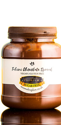 Sugarless Tahini Chocolate Spread 400g