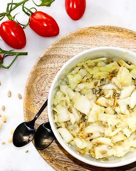Vinegar Coleslaw & nuts salad.jpg