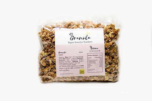 Organic Vegan Granola - large bag