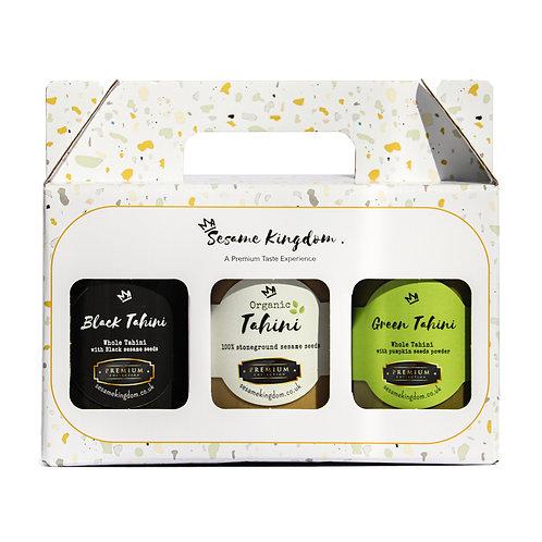 Sesame Kingdom Mix & Match Jar Gift Box