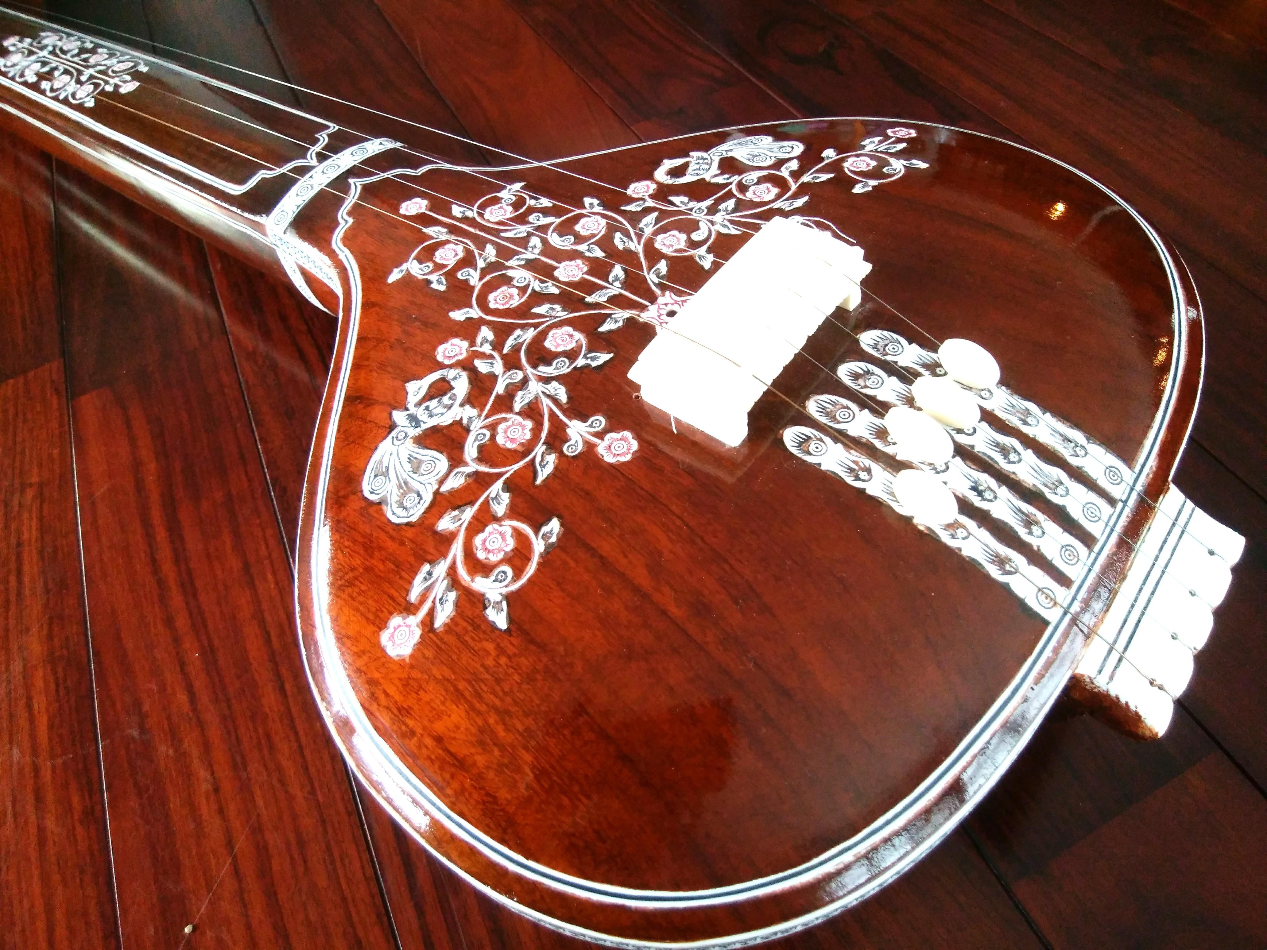 タンプーリ楽器