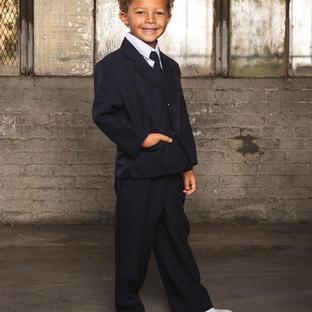 Joey Navy Boys Tuxedo