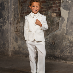 Bond White Tuxedo