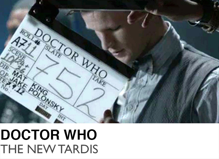 Doctor Who - The New Tardis