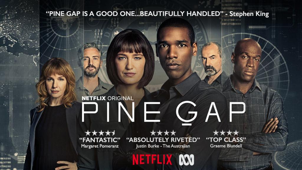 Pine Gap - Netflix
