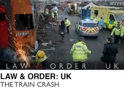 Law & Order: UK -  The Train Crash