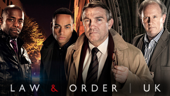 LAW & ORDER: UK FLAW