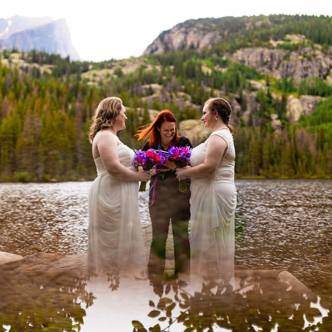 Bear Lake Elopement 2018